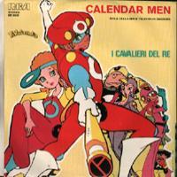 calendar man sigla